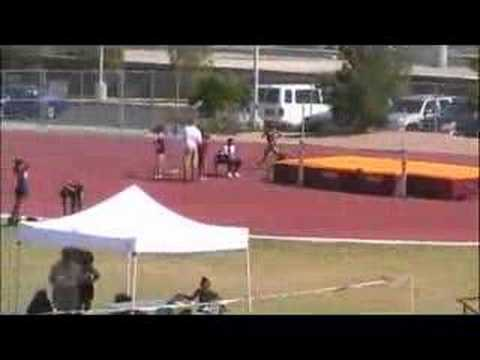 Del Sol Track Regionals 2008--Girls 4x800 Part 2