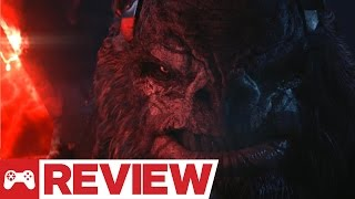 Halo Wars 2 Review (Video Game Video Review)