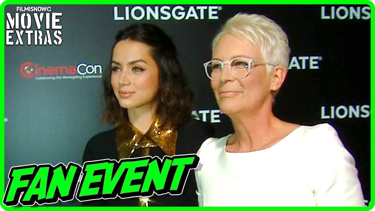 KNIVES OUT (2019) | CinemaCon Lionsgate Presentation