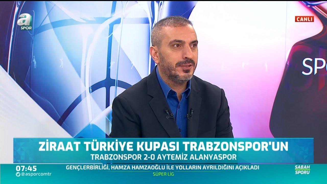"""Nevzat Dindar: """"Trabzonspor İçin Bu Kupa Gelecek Sezona Başlangıç"""""""