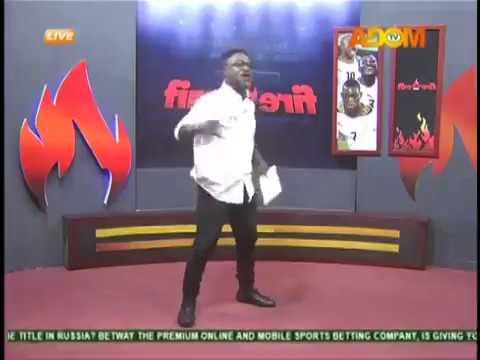 Fire 4 Fire on Adom TV (15-8-18)