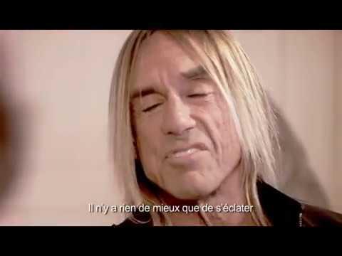 Iggy Pop Stooges Preview For The  Casino De Paris, 25 Sep 2012