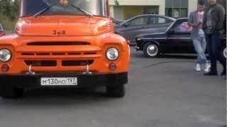 САМАЯ БЫСТРАЯ МАШИНА РОССИИ?! RUSSIAN MUSCLE CAR!!!