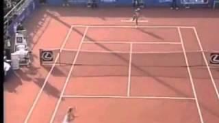 Maria Sharapova vs Venus Williams 2005 Thailand Highlights