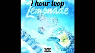 Lemonade - internet money ft.don toliver ( 1 hour loop )