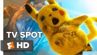 Pokémon Detective Pikachu TV Spot - Big (2019) | Movieclips Coming Soon