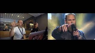 Se Chris framträdande - från kontrollrummet (Idol Sverige) thumbnail