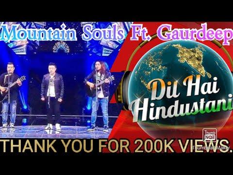 Mountain Souls || Musu Musu Hasi || Nepali Song || Dil Hai Hindustani 2 || Star Plus Show.