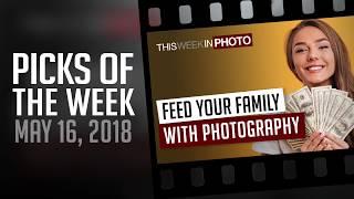 Picks of the Week  - TWiP 519 - May 16, 2018