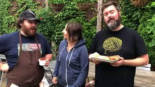 Honey Butter Fried Chicken returns to 2018 Green City Market Chef BBQ