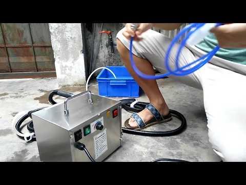 Máy Rửa Xe Hơi Nước Nóng Mini Professional LJ 2380 - 0966966700
