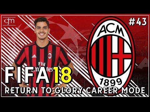 FIFA 18 AC Milan Career Mode: Hasil Undian Babak Grup Liga Champions #43