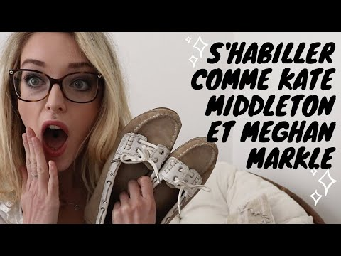 ASTUCES • S'HABILLER COMME KATE MIDDLETON ET MEGHAN MARKLE !