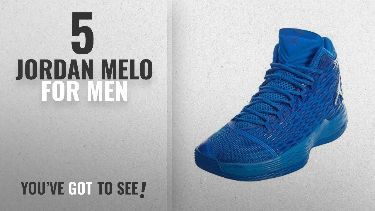 Top 10 Jordan Melo  2018    Jordan Mens Melo M13 f58323293