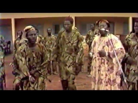 Musique Yoruba - Archives (Benin, ancien Dahomey)
