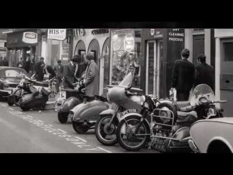 60s Mods Fighting For Fashion