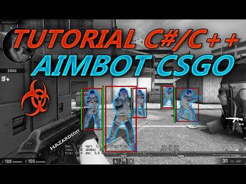 Game Hacking #10 - How to make an Aimbot / AutoAim for CS:GO Hack Tutorial