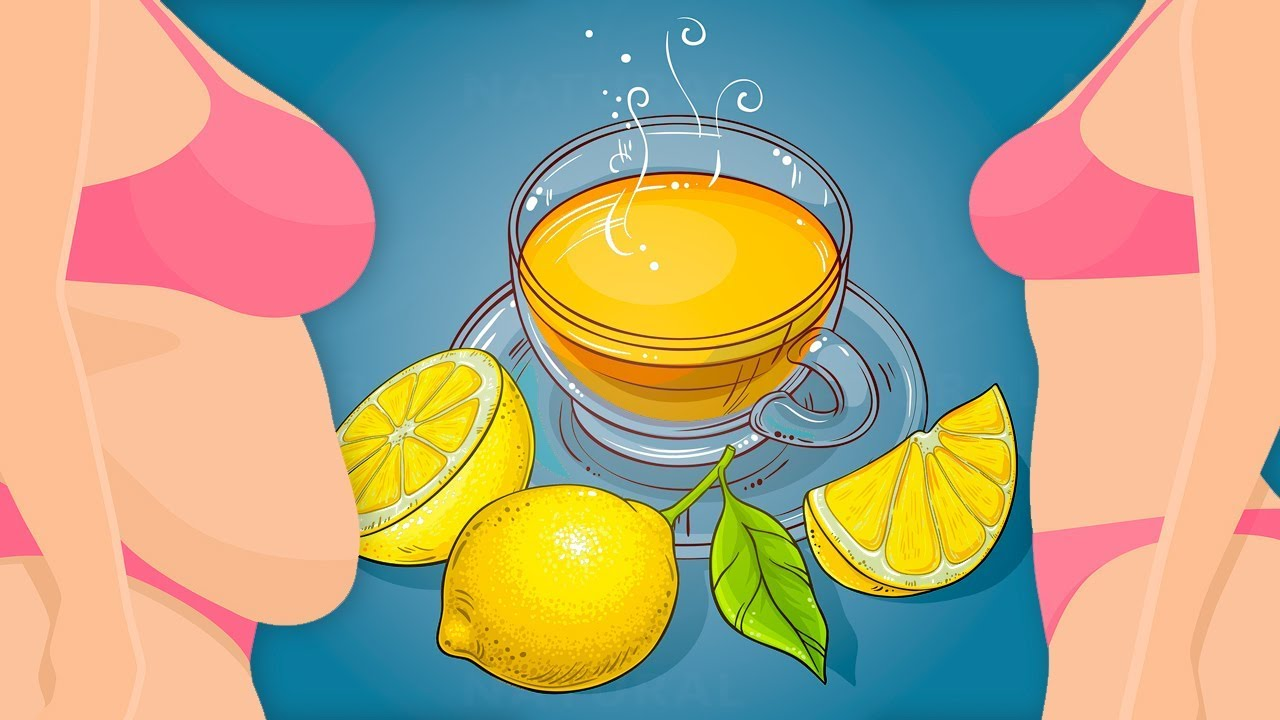 How To Make Lemon Tea For Weight Loss