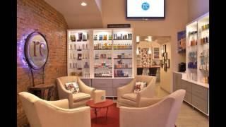 Decorating Ideas Nail Salon Interior Design
