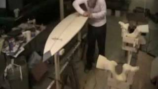 Shaping My Surfboard - Time Lapse - Quad Short Board - Greenlight - ProBox