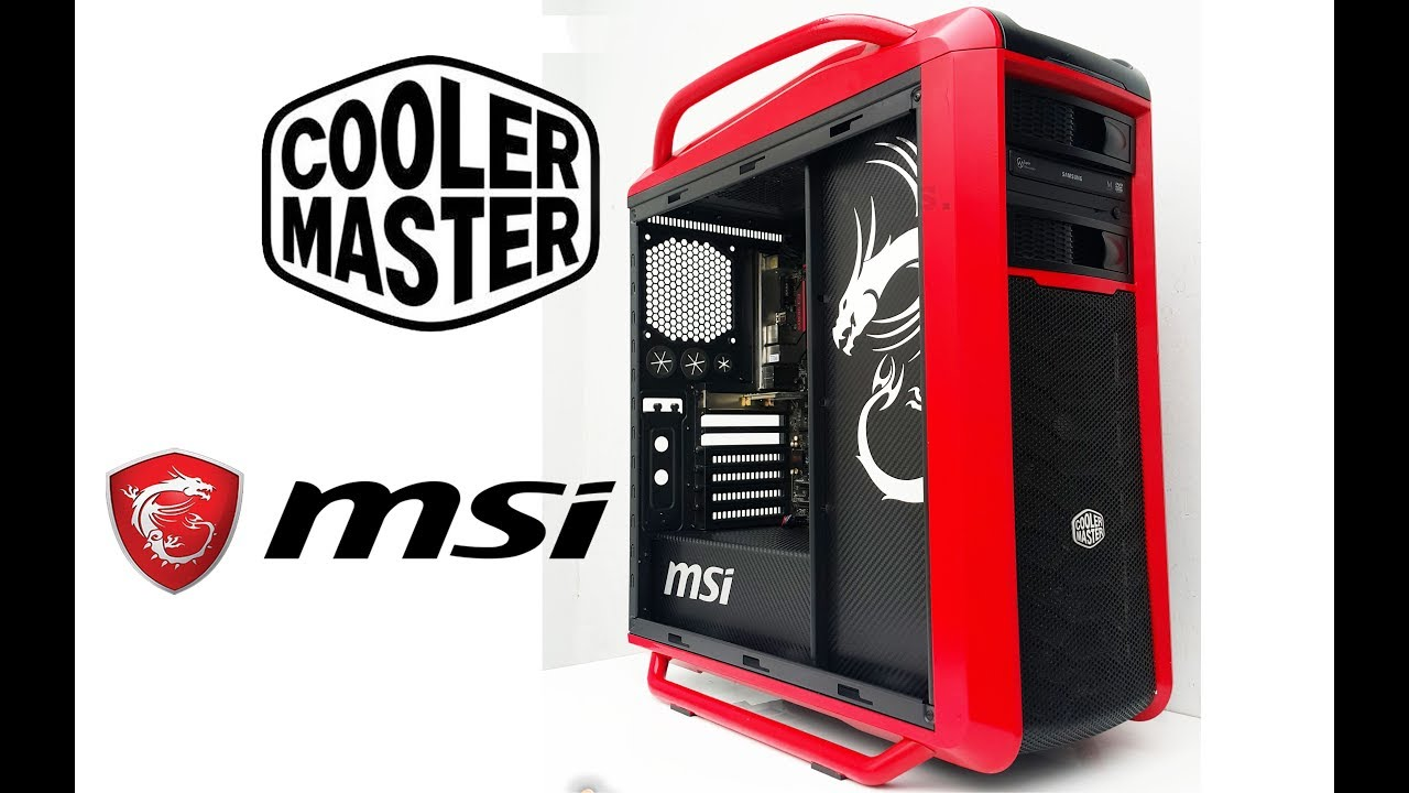 Project Red Dragon case Extreme Modding - PC GAMER MOD PERU Custom  Watercooled PC Build