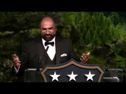 Franco Harris - NIAF's 41st Anniversary Gala Honoree (2016)