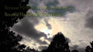 David Crowder Band Because He Lives (with Lyrics) - Fisher of Men