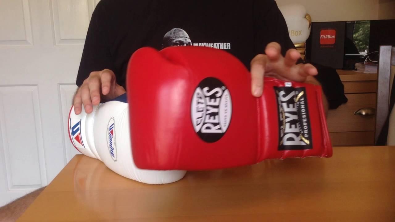 Winning vs Cleto Reyes Boxing Glove Review