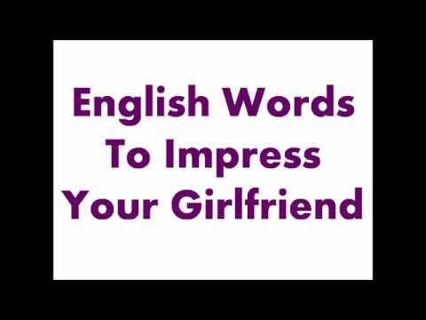 impress your girlfriend