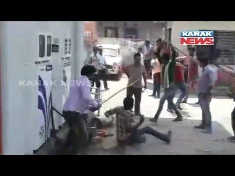 Clash Between TMC & BJP Workers in Asansol West Bengal