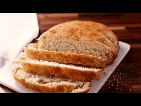 Slow Cooker Bread | Delish