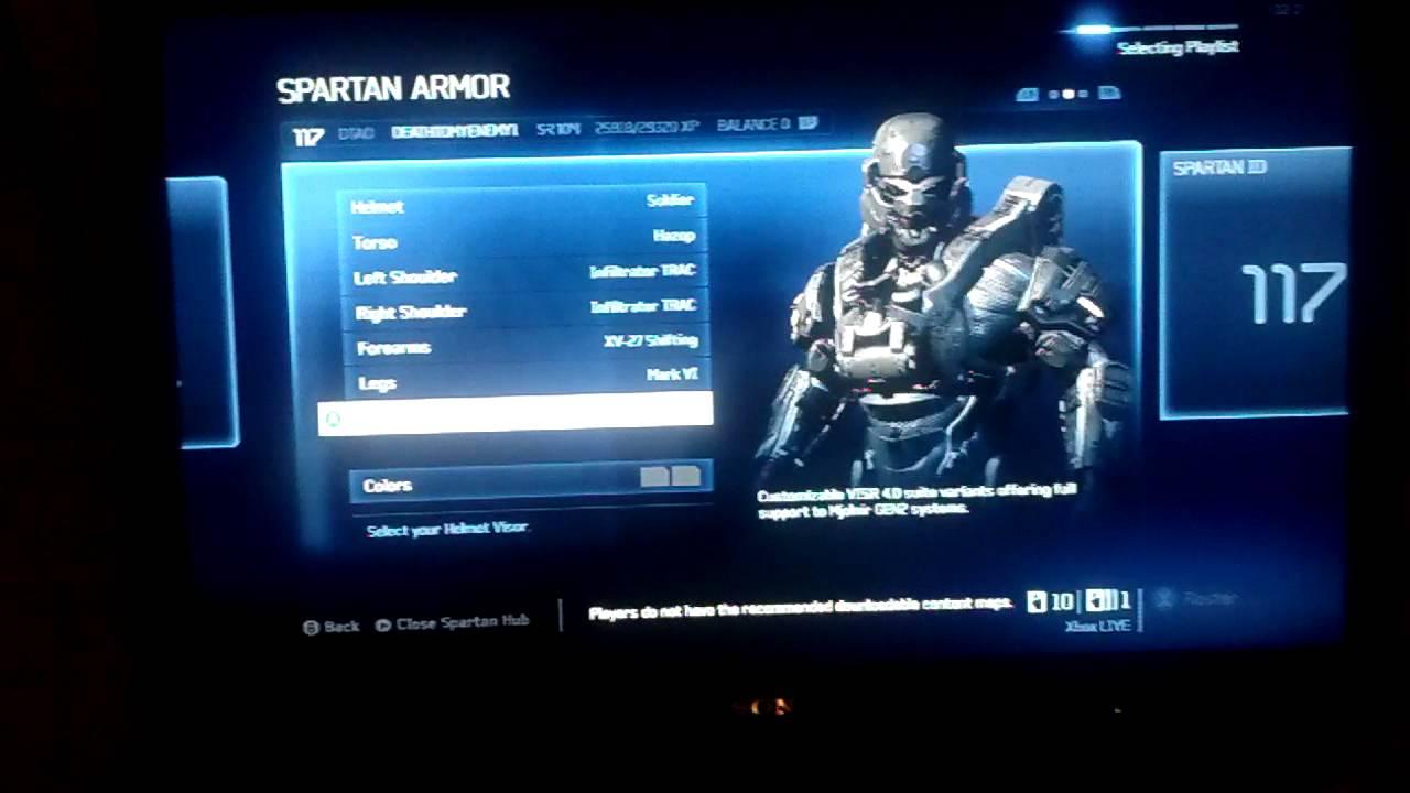 Halo 4 Armor Combinations - #traffic-club