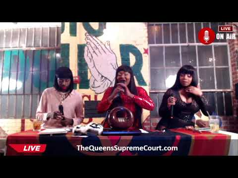 "Ts Madison +Funky Dineva + Tiffany ""New York"" Pollard ""The Queens Supreme Court"" LIVE D.C. 11/12/18"