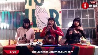 Ts Madison Funky Dineva Tiffany New York Pollard The Queens Supreme Court LIVE D C 11 12 18
