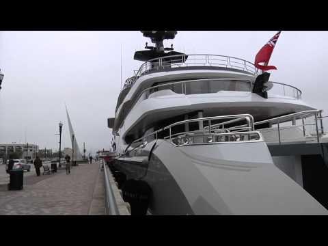 Watch: Shad Khan's yacht Kismet