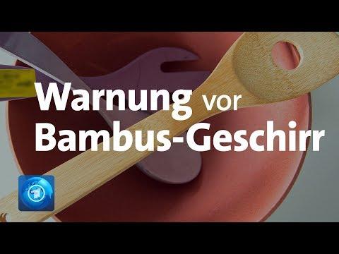 Behörde Warnt Vor Bechern Und Geschirr Aus Bambusfasern Oder Maismehl
