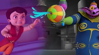 Super Bheem - Super Bheem VS Jelly Gun Daku | Kids Cartoon in Hindi | Funny Videos for Kids