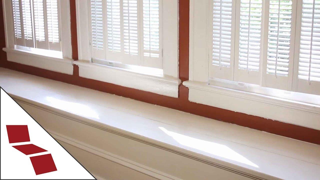 How To Measure For A Custom Window Seat Cushion Youtube