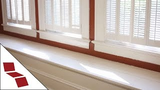 How To Measure For A Custom Window Seat Cushion