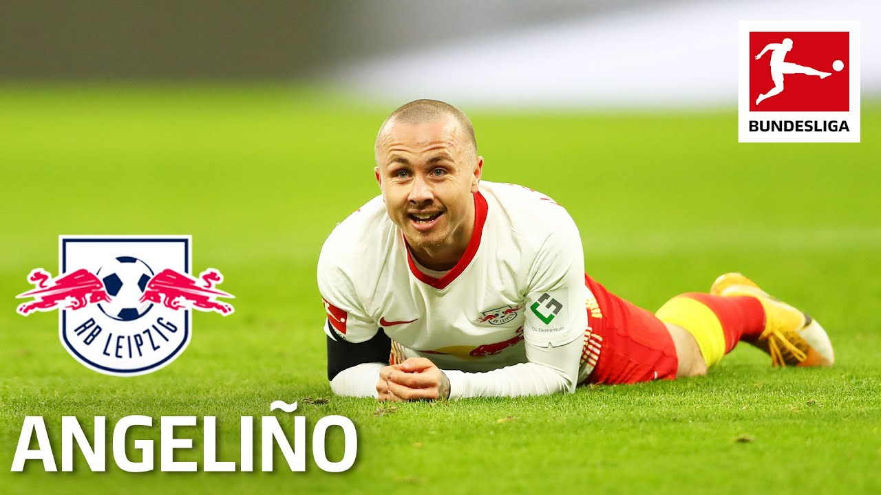 Angeliño - RB Leipzig's Topscorer 2020/21 so far - Bundesliga