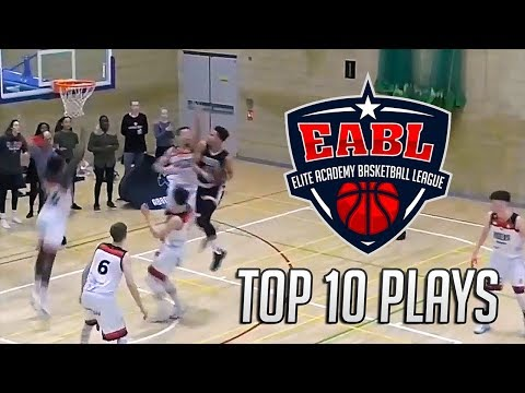 EABL Final Four Top 10 Plays - 2017/18 Season