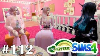 РОЗОВАЯ комната Флаффи Пафф - My Little Sims (Кантерлот) - #112