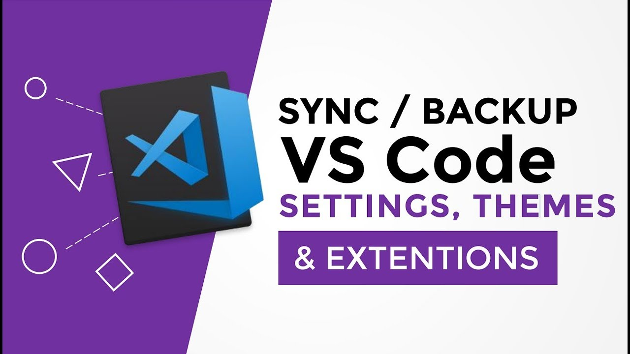 Best Vscode Extensions 2020 VS Code   Backup or Sync Your Settings, Extensions and Theme [URDU