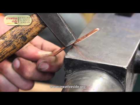 Forging Tricks at the Anvil with Nile Fahmy