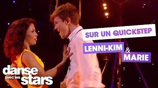 DALS S08 - Lenni-Kim et Marie Denigot dansent un quickstep (Another Day of Sun, BO de La La Land)