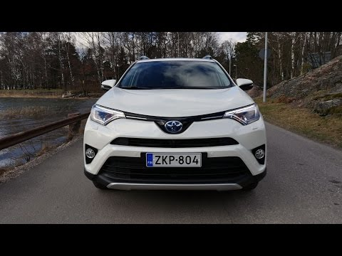 Kaara.tv - Koeajo - Toyota RAV4 Hybrid 2016