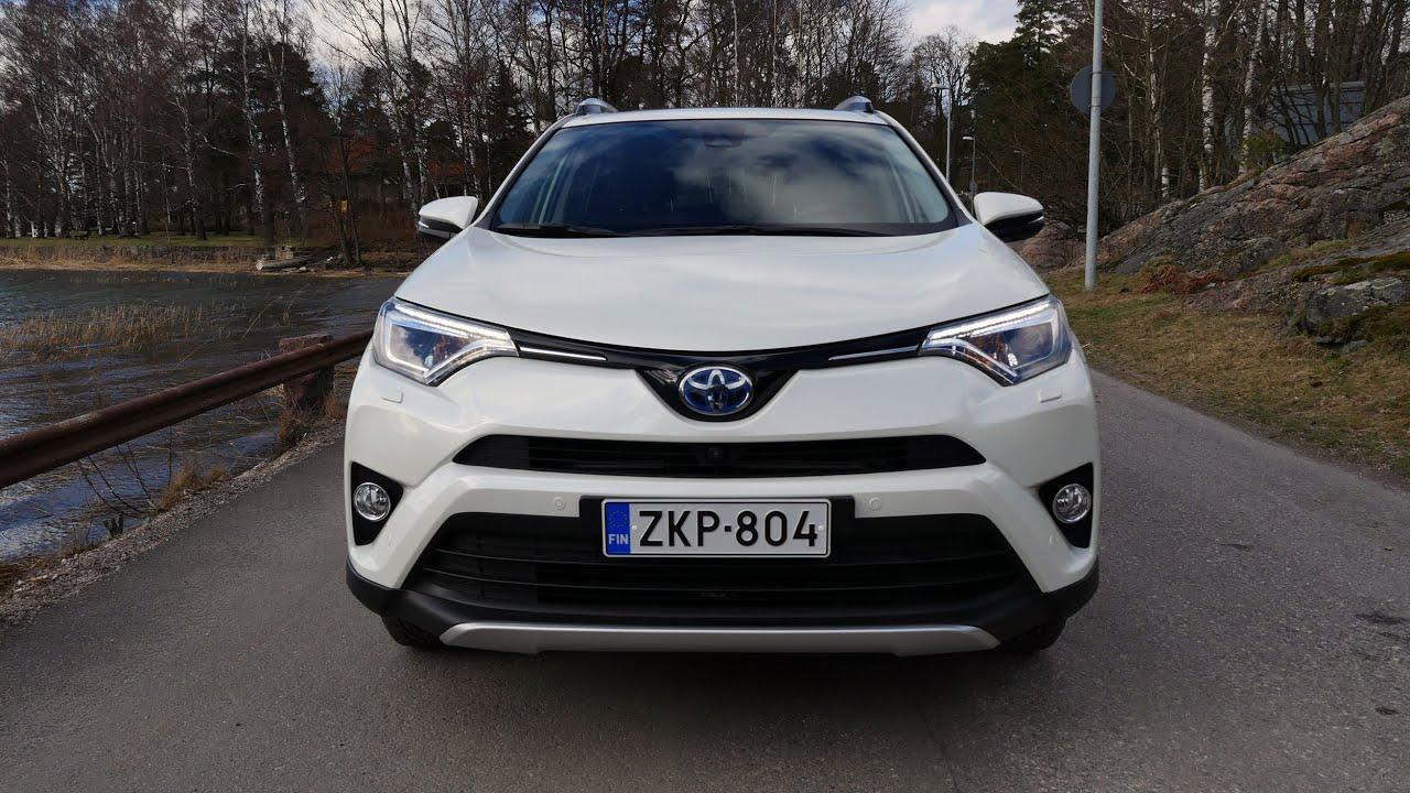 Toyota Rav4 Hybrid Koeajo