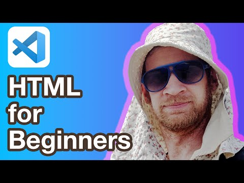 HTML Crash Course With Github Commits