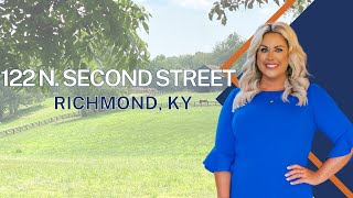 122 N. Second Street, Richmond, KY 40475, Downtown Building For Sale