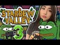 [PART 3] Trap Questions ft. DisguisedToast | XCHOCOBARS STARDEW VALLEY